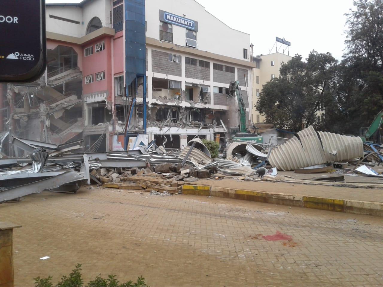 Nairobi Demolitions: Will Insurance Cover the Losses?